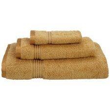 Superior Egyptian Cotton 3-Piece Towel Set