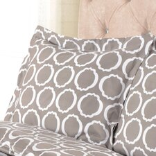 600 Thread Count Scroll Park Pillowcase