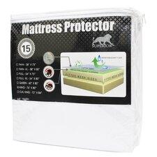 Superior Hypoallergenic 100% Waterproof Premium Mattress Protector
