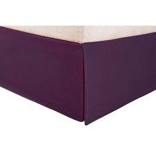 Vanessa Solid Bed Skirt