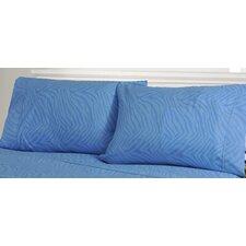 Impressions 1800 Wrinkle Resistant Animal Print Pillowcase (Set of 2)