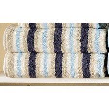 Superior Stripes 100% Cotton Bath Towel (Set of 2)