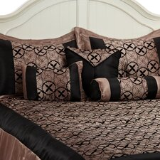 Giovanni 7 Piece Bed in a Bag Set