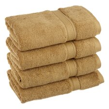 Egyptian Cotton 900 GSM Hand Towel (Set of 4)