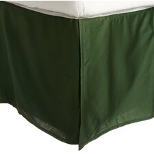 300 Thread Count Egyptian Solid Bed Skirt