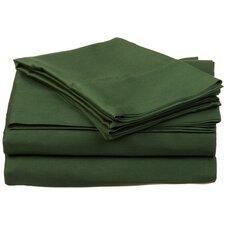 400 TC Egyptian Cotton Solid Sheet Set