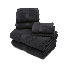 Egyptian Cotton 900gsm 6 Piece Towel Set