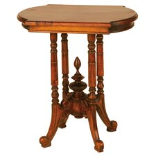 <strong>Ancient Mariner</strong> Mahogany Village Side Table