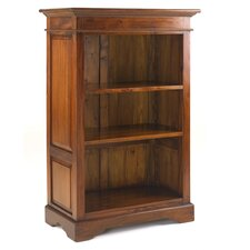 <strong>Ancient Mariner</strong> Mahogany Village Small Open Bookcase