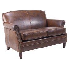 Leather 2 Seater Sofa II
