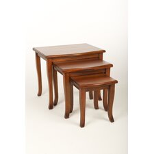 Pacific 3 Piece Nest of Tables