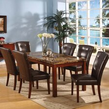 Hyde Park 7 Piece Dining Set