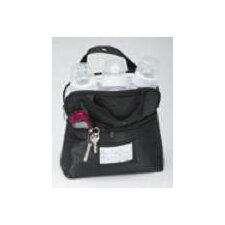 Maxicool 4 Bottle Cooler Bag in Black