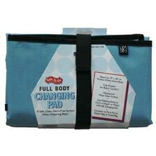 Full Body Changing Pad in Light Blue