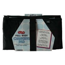 Full Body Changing Pad in Black
