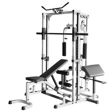 Deluxe Home Gym Set