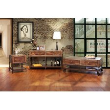 Urban Gold Coffee Table Set