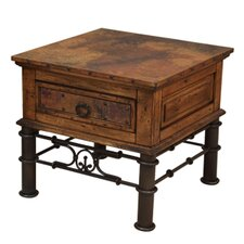<strong>Artisan Home Furniture</strong> Valencia End Table