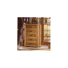 <strong>Artisan Home Furniture</strong> Lodge 100 5 Drawer Chest