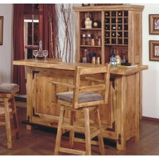 <strong>Artisan Home Furniture</strong> Lodge 100 Bar Table