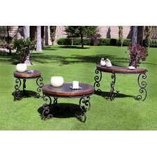 Cantabria Coffee Table Set
