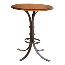 Valencia Pedestal Bistro Table
