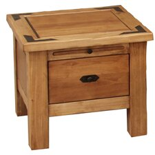 <strong>Artisan Home Furniture</strong> Lodge End Table