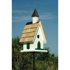 <strong>Heartwood</strong> Country Church Bird House