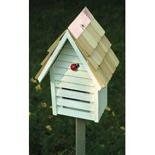 <strong>Heartwood</strong> Lady Bug Loft Bug House