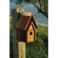 <strong>Heartwood</strong> Wrental Bird House