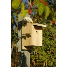 <strong>Heartwood</strong> Chickadee Joy Box Bird House