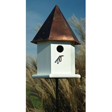 <strong>Heartwood</strong> Copper Songbird Deluxe Bird House