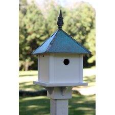 Skybox Free Standing Birdhouse