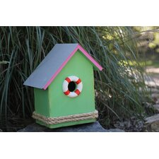 S.S. Birdsong Free Standing Birdhouse