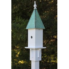Songbird Station Free Standing Birdhouse