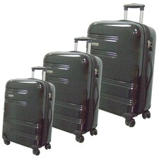 3 Piece Spinner Luggage Set
