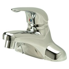 Sierra Single Handle Single Hole Bathroom Faucet