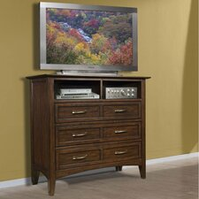 <strong>Vaughan Furniture</strong> Stanford Heights 3 Drawer Media Chest