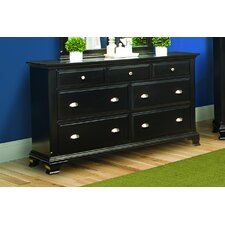<strong>Vaughan Furniture</strong> Chelsea 7 Drawer Dresser