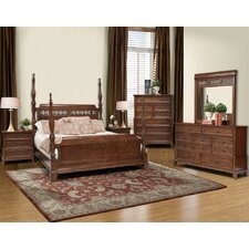 Port Royal Four Poster Bed Collection