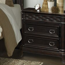 <strong>Vaughan Furniture</strong> Park Avenue 2 Drawer Nightstand