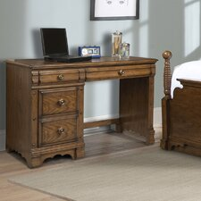 Hunter's Ridge 4 Drawer Desk