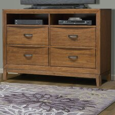 <strong>Vaughan Furniture</strong> Somerset 4 Drawer Media Chest