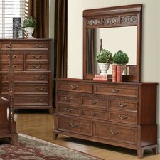 <strong>Vaughan Furniture</strong> Port Royal 10 Drawer Dresser