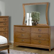 Somerset 6 Drawer Dresser