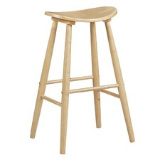 "<strong>Linon</strong> Curve 29"" Bar Stool"