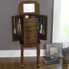 Paulina Jewelry Armoire Mirror
