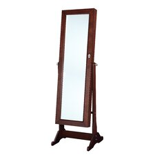 Ruby Cheval Jewelry Armoire Mirror