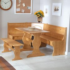 <strong>Linon</strong> Chelsea 3 Piece Dining Set