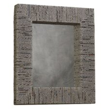 Newspaper Rectangle Mirror